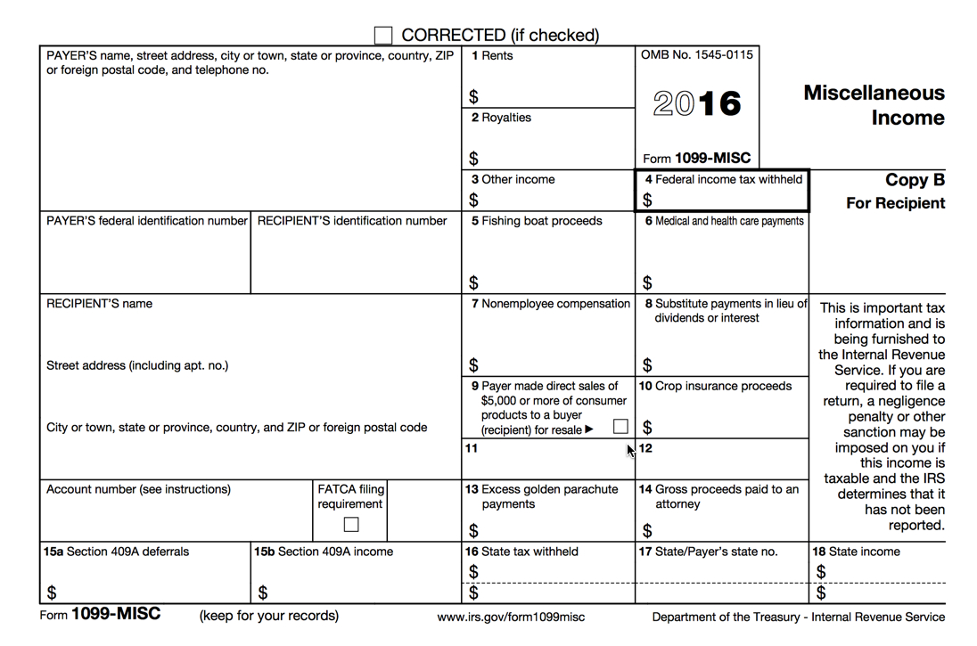 Process 1099-MISC forms – Buildium Help Center