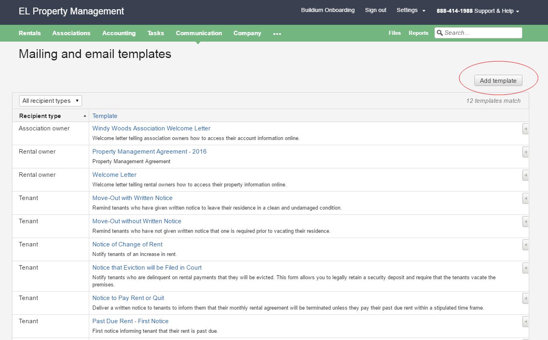 buildium introduces custom email templates buildium help center
